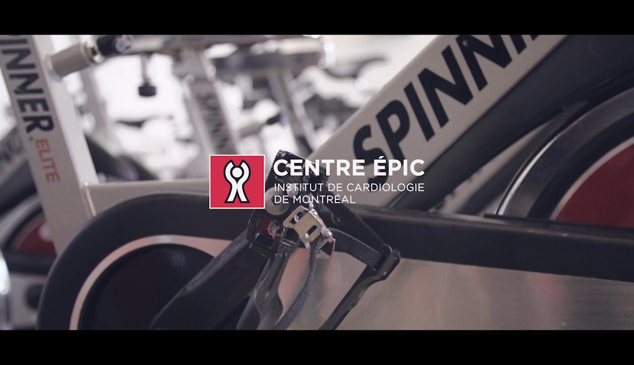Centre ÉPIC - Publicité
